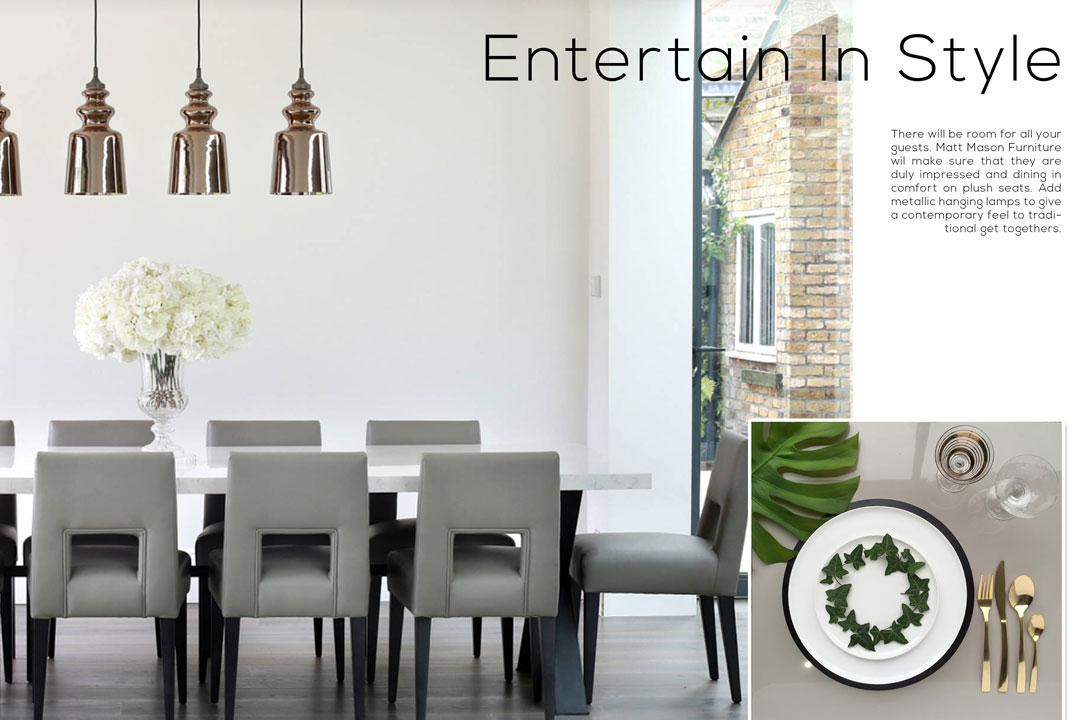 Great Matt Mason Furniture|Designed For Life